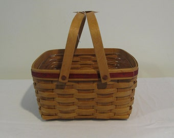 Longaberger Thank You Basket