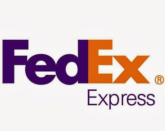 Express Delivery Charges for Delivery within 3-5 days via DHL and Fedex