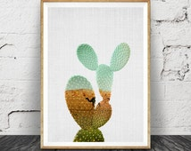 Cactus Print, Desert Photo, Arizona Wall Art, Camel, Printable Art, South Western Decor, Desert Print, Cactus Wall Art, South West Decor