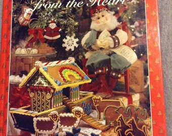 Christmas from the Heart  All Through the House Hardcover 1996