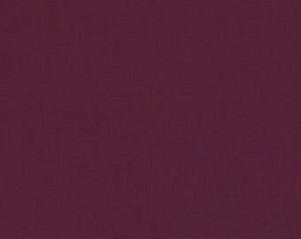 Kona Cotton Solids-Robert Kaufman Fabric-Garnet- K001-1151