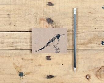 Nectarinia A7 Notepad
