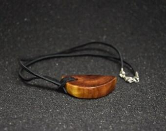 Cedar Wood Pendant
