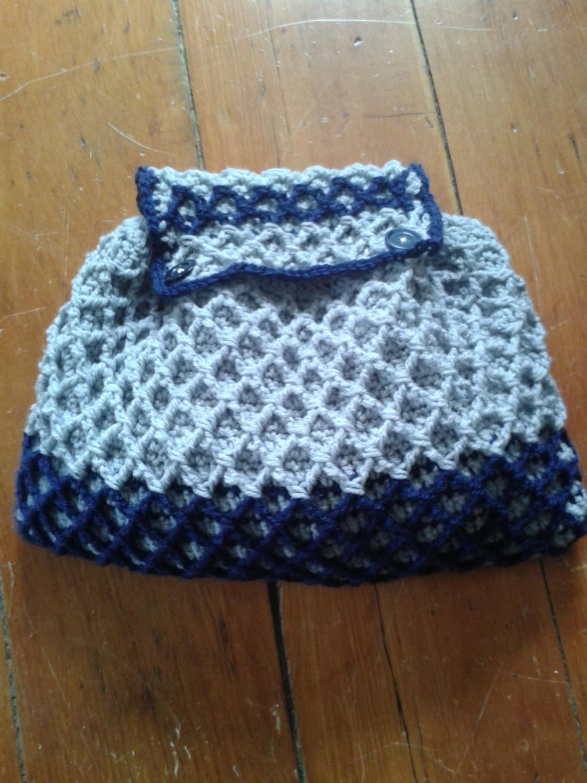 Clothespin Bag PDF PATTERN Bag Pattern Crochet Pattern PDF