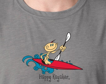 Happy Kayaker Shirt