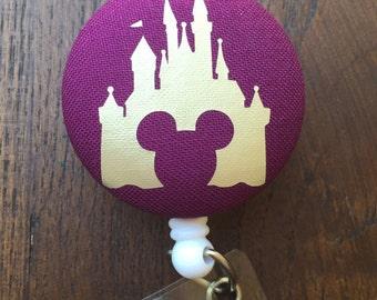 Mickey Castle   - Badge Reel