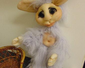 Unique Handmade Soft Doll