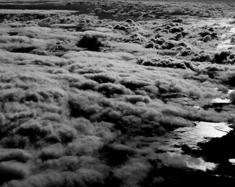 Clouds Photography, Black and White Photography, Clouds