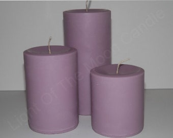 Candle,Soy Candle,Eco Soy Pillar Candle Sets