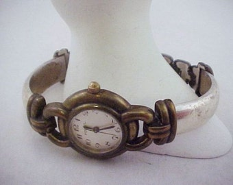 Vintage Ladies Fossil Watch