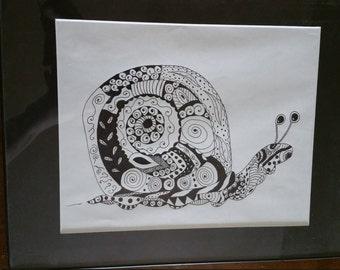 The Snail- Original