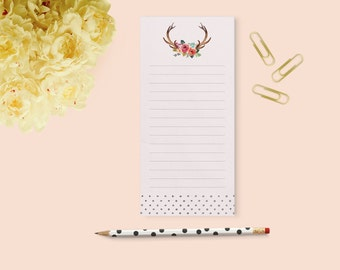 Antlers | Memo pad | Notepad