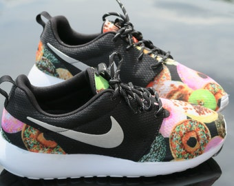 New! Women Custom All Donuts Roshe