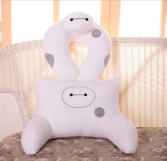 Home Decor Novelty Big Hero 6 Baymax Robot Neck By Mindyzisser