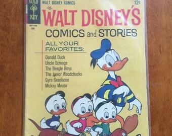 Walt Disney's Comic and Stories Comic Book