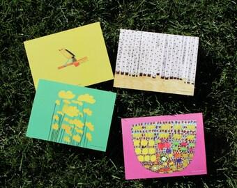 2015 Summer Postcards (110*146mm)