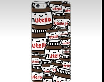 Cute Nutella phone case