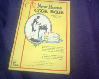 Classic Cook Books: The New Home Cook Book of Economical Recipes