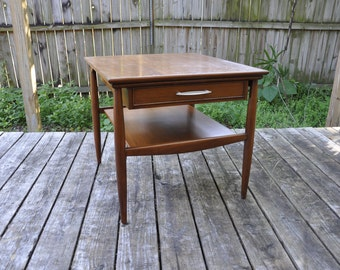 SOLD Hekman side or end table