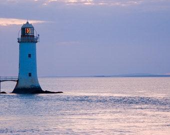 Tarbert Lighthouse, Co. Kerry Ireland
