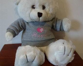 Bear Love Name