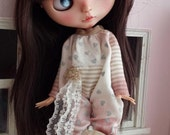 Ppinky's Blythe,Ppinkydolls,Azone body, Outfit overall set/socks- overall