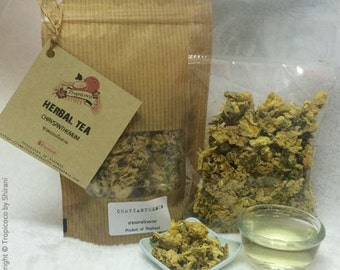 Herbal Tea: Chrysanthemum