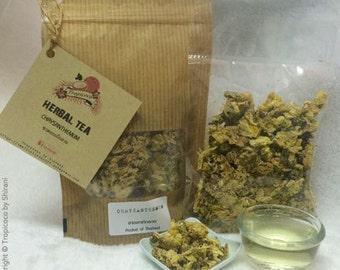 Herbal Tea: Chrysanthemum