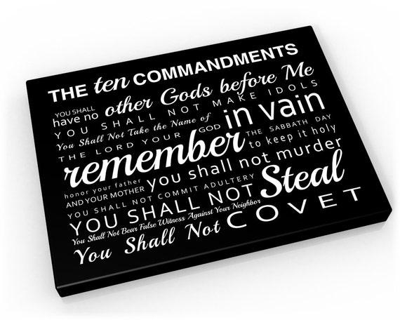 Ten commandmen ts movie