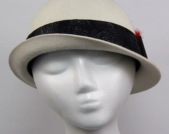 Custom bowler hat