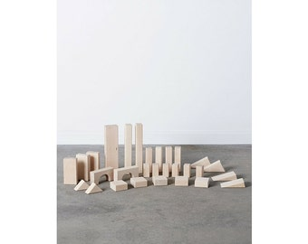 Kids Maple Wood Block Set
