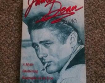 The James Dean story James Dean paperback 1995