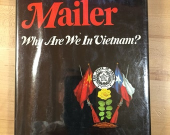 Why Are We in Vietnam by Norman Mailer - first edition
