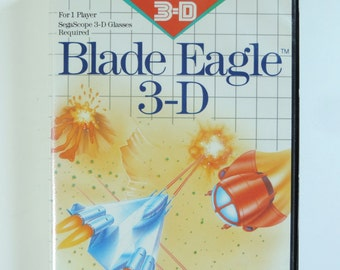 Blade Eagle 3-D for Sega Master System