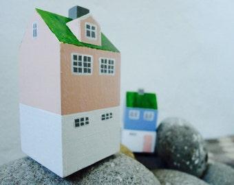 Wooden House - Faroe Islands - Handmade