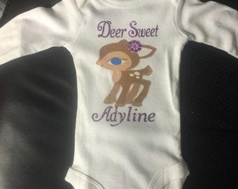 Deer sweet