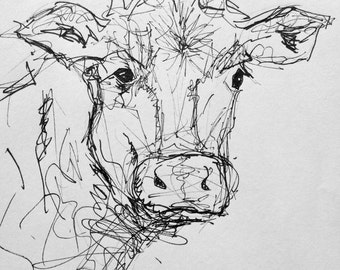 Cow in Ink, Naturally