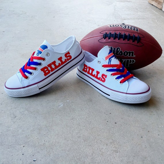 Buffalo Bills Shoe Laces