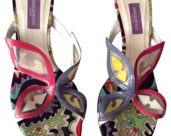 EMILIO PUCCI Sandals 37 1/2