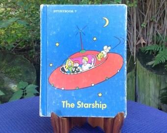 1960's Children's Book Starship Reader