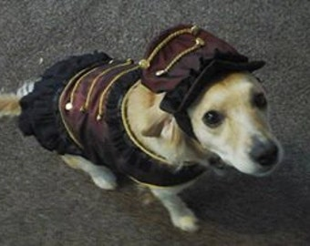 Steampunk Dog coat