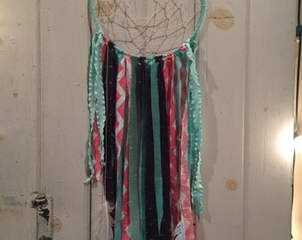 Teal and Pink Dreamer
