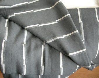 Wool Blend Fabric ,Grey Wool Fabric ,Fabric for Winter, Fabric for Blazer ,For Dress, 3 Meters