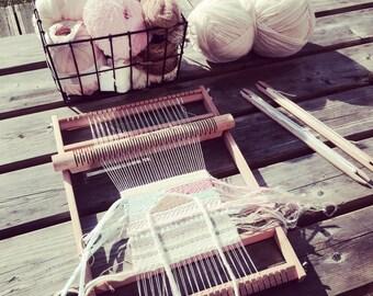 Wall weaving / size L / custom