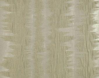 DESIGNER ETHNIC CHIC Inca Stripes Ikat Southwest Kilim Fabric 10 Yards Stone