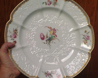 Mayence Platter - Smithsonian Collection by Lenox (1982)