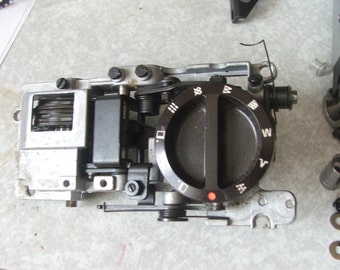 Stitch selector and cam assembly for Frister & Rossmann CUB 4