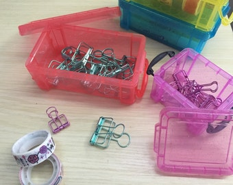 Mini storage box