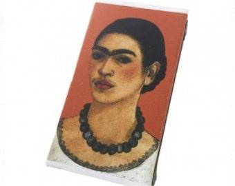 Frida with Blue Beads Matchox