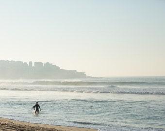 Bondi Surfer travel photography print